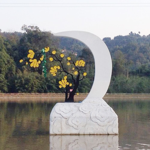 园林雕塑景观石
