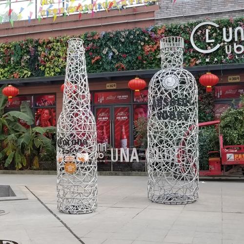 自贡广场圆雕造型
